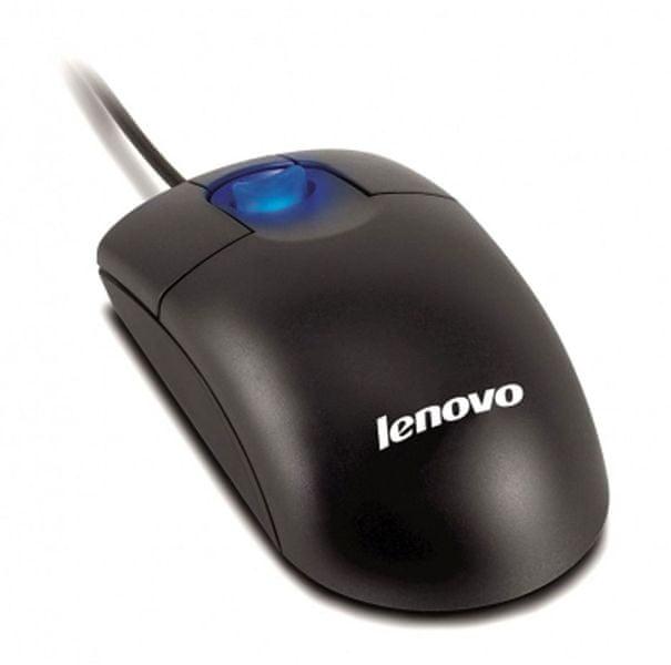Lenovo optická myš ScrollPoint, černá (31P7405)