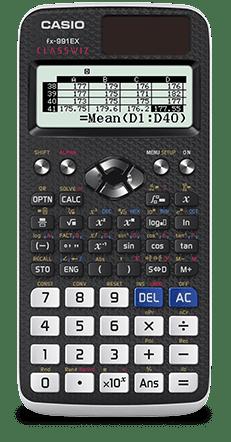 Casio kalkulator Casio FX-991EX