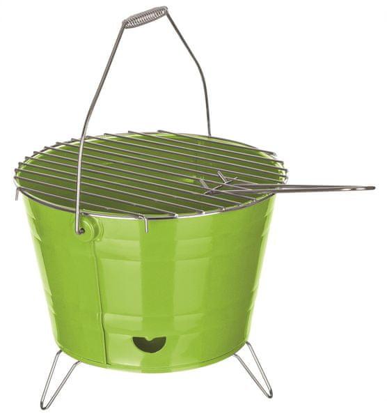 Happy Green Gril BUCKET Green