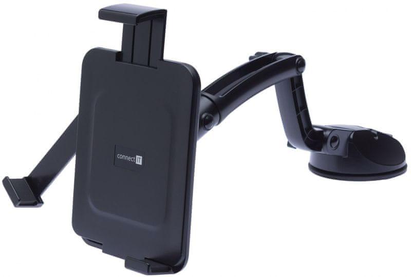 Connect IT TAB6 držák na tablety 5' - 11' do auta na opěrku hlavy (CI-503)
