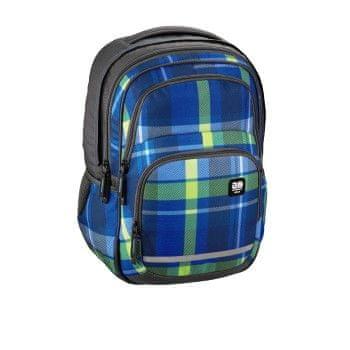 Hama Školní batoh All Out Blaby, Woody Blue