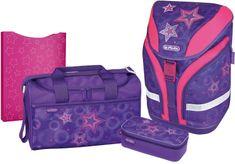 Herlitz Školní batohový set Motion Hvězdy