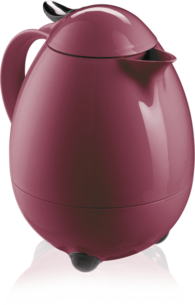 Leifheit Termoska Columbus 1l ruby red