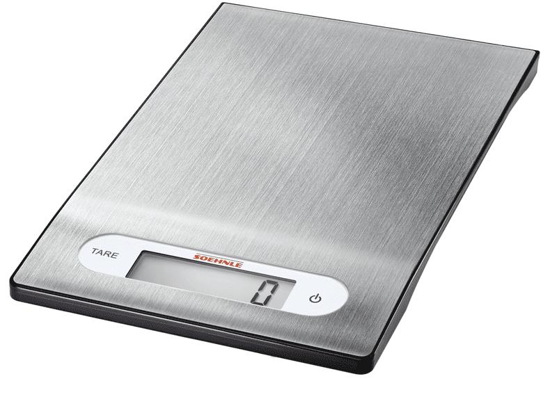 Soehnle Kuchyňská váha Shiny Steel 65121