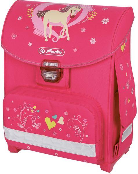 Herlitz Školní batoh Smart Kůň
