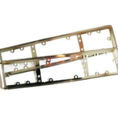 DEPO Auto Parts 5307 Acél Rendszámtartó