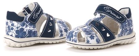 Primigi dekliški sandali Yara 22 modra