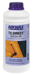 Nikwax impregnacija TX Direct Wash In, 1 l