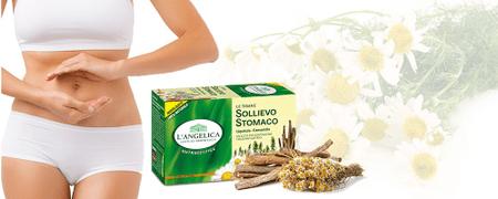 L'Angelica zeliščni čaj za želodec, 20 vrečk