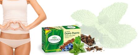 L'Angelica zeliščni čaj za boljšo prebavo, 20 vrečk