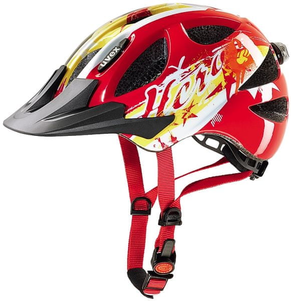 Uvex Hero Red 49-55