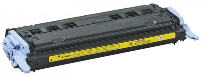 Canon CRG-707Y, žlutý (9421A004)