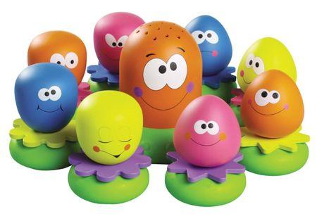 Tomy družina malih hobotnic (T2756)