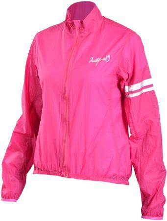 Northfinder ženska kolesarska jakna Sadie, roza, L