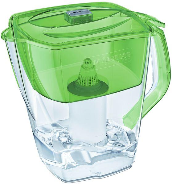 Barrier Grand Neo filtrační konvice na vodu zelená