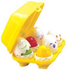 Tomy igrača Jajčki Smešnoglavčki