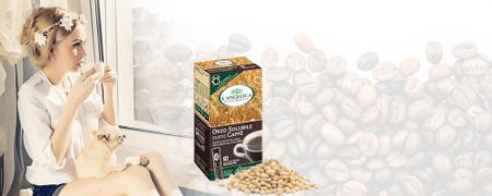 L'Angelica instant ječmenov napitek z okusom kave, 14 vrečk