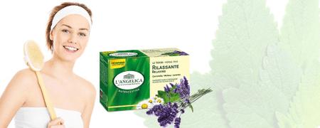 L'Angelica zeliščni čaj za sprostitev, 20 vrečk