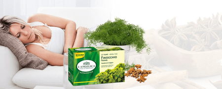 L'Angelica zeliščni čaj komarček, 22 vrečk