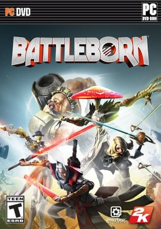 Take 2 Battleborn (PC)