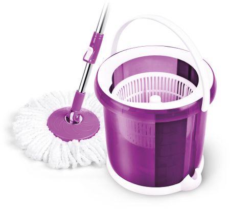 Lamart set za čišćenje podova Circle, ljubičasti