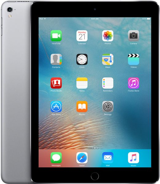 "Apple iPad Pro 9,7"" Wi-Fi 128GB Space Gray (MLMV2FD/A)"