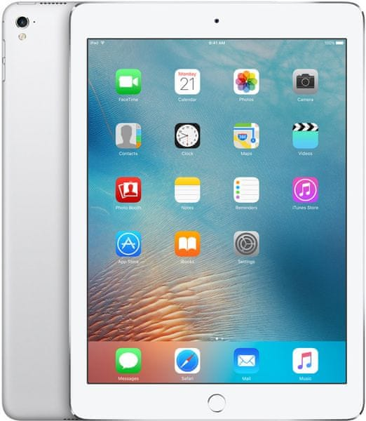 "Apple iPad Pro 9,7"" Wi-Fi 128GB Silver (MLMW2FD/A)"