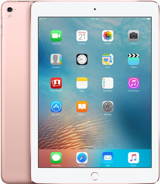 "Apple iPad Pro 9,7"" Wi-Fi 128GB Rose Gold (MM192FD/A)"