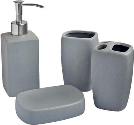 Toro komplet kopalniške opreme, 4-delni, siv
