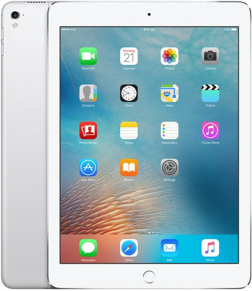 "Apple iPad Pro 9,7"" Wi-Fi Cellular 32GB Silver (MLPX2FD/A)"