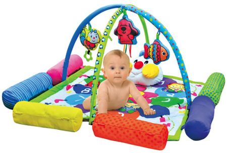 K´s Kids Húsenica - variabilná deka pod batoľa