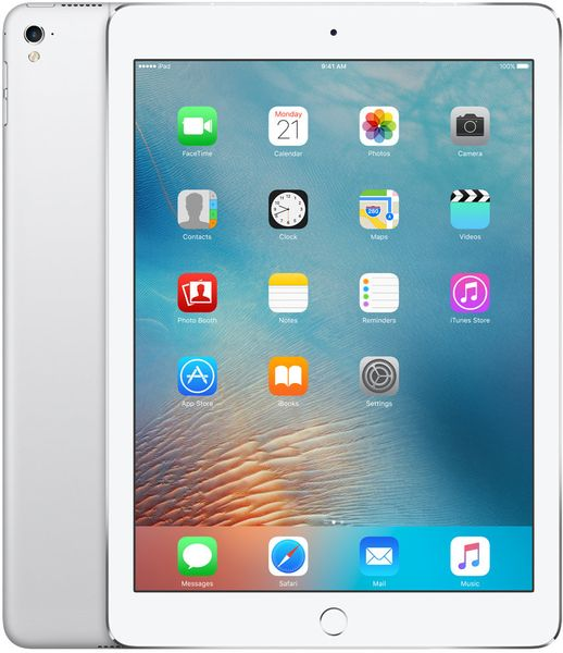 "Apple iPad Pro 9,7"" Wi-Fi Cellular 256GB Silver (MLQ72FD/A)"