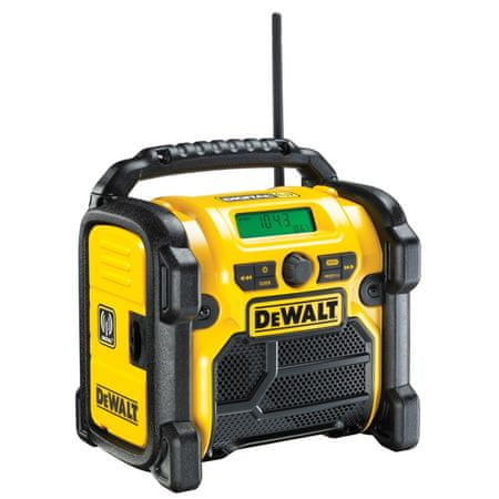 DeWalt digitalni radio DAB+ DCR020