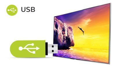 Nahrávání na USB