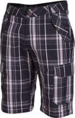 Northfinder kratke hlače Amare, moške, črne