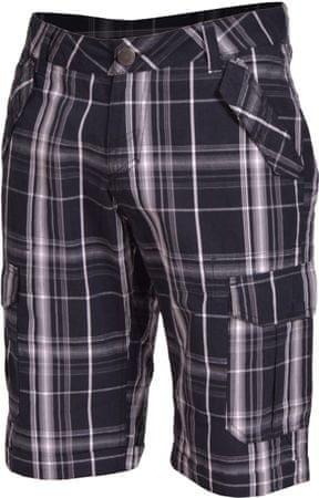 Northfinder kratke hlače Amare, moške, črne, L