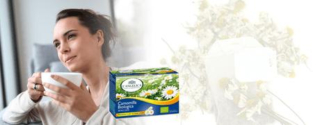 L'Angelica zeliščni čaj kamilica, 20 vrečk