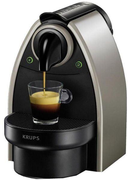 Nespresso Krups Essenza Auto XN2140 + voucher na kávu ZDARMA!