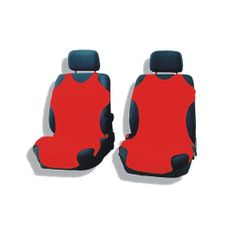 DEPO Auto Parts Univerzális kicsi piros trikó üléshuzat