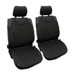 DEPO Auto Parts Univerzális nagy fekete trikó üléshuzat