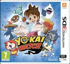 Nintendo Yo-Kai Watch 3DS Játékszoftver