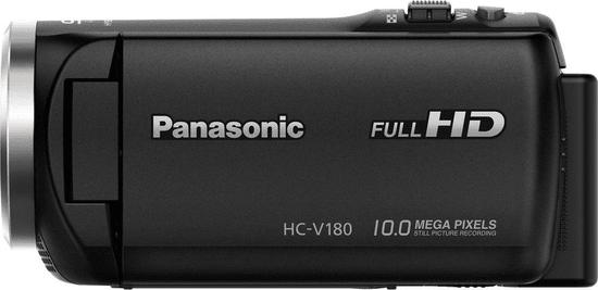 PANASONIC HC-V180 EP-K Videókamera