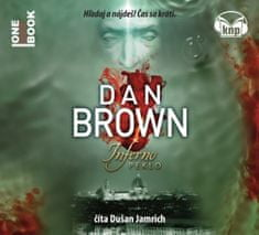 Brown Dan: Inferno - Peklo - KNP (audiokniha)