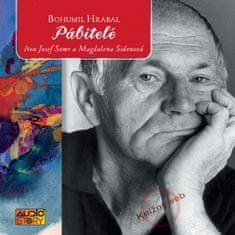 Hrabal Bohumil: Pábitelé - KNP-CD