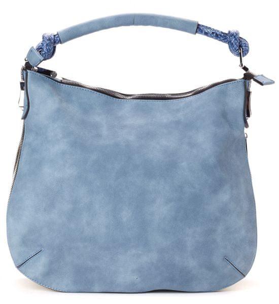Bessie London modrá kabelka
