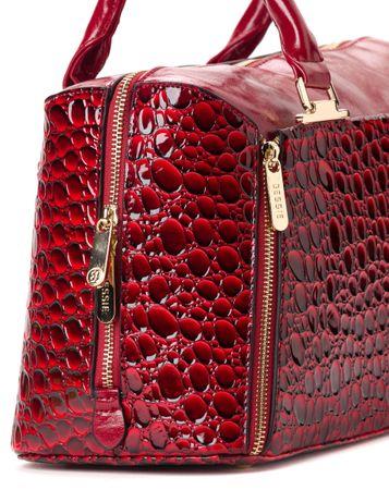 Bessie London červená kabelka - Parametre  2ee35d088c4