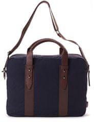 Marc O´Polo pánská tmavě modrá business taška