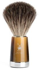 Mühle Liscio štětka na holení Pure Badger, Brown