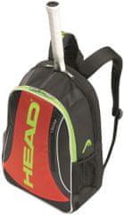 Head teniški nahrbtnik Elite Backpack črno-rdeč