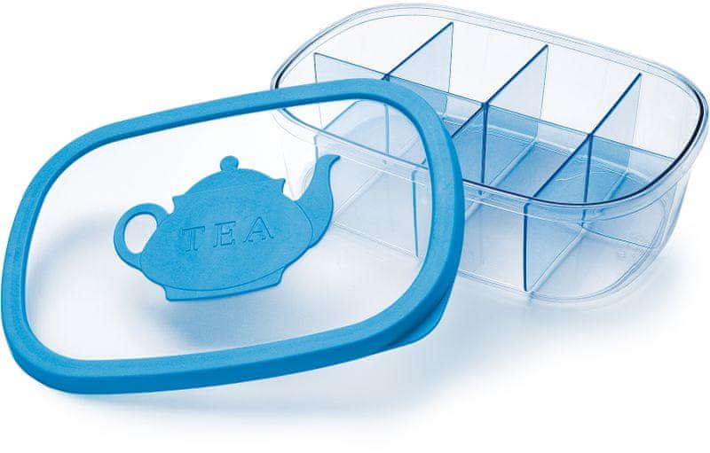 Snips Dóza na čajové sáčky 3l modrá
